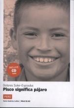 , Pisco Significa Pajaro + CD - A1-A2