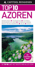 Capitool Capitool Top 10 Azoren + uitneembare kaart
