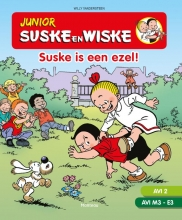 Anneke Scholtens , Suske en Wiske Suske is een ezel! AVI 2 M3-E3