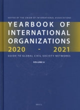 , Yearbook of International Organizations 2020-2021, Volume 6