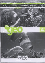 Wim ten Brinke, Chris de Jong, J.H.A.  Padmos The Geo 1 Havo/vwo Workbook A & B