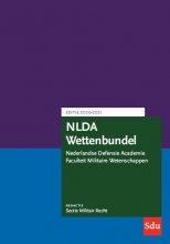 Nederlandse Defensie Academie , NLDA Wettenbundel 2020-2021