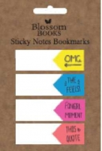 Sticky Bookmarks (set van 20 stuks  2,50 per stuk)