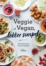 Kristin Leybaert Miki Duerinck, Veggie of vegan, lekker simpel