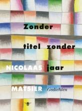 N.  Matsier Zonder titel zonder jaar