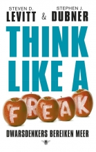 Steven D.  Levitt, Stephen J.  Dubner Think like a freak