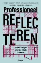 Rinus Merkies Marcel Hoonhout  Christa van Luijk  Antoon Duijnker  Annemieke Knuwer, Professioneel reflecteren