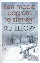 Ellory, R.J. Een mooie dag om te sterven