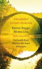 Alexander Lernet-Holenia , Baron Bagge Mona Lisa
