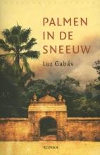 Gabas, Luz Palmen in de sneeuw