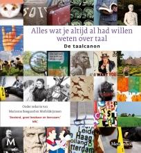 Marianne Boogaard Mathilde Jansen, Alles wat je altijd al had willen weten over taal