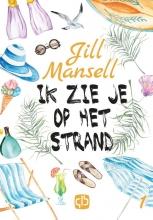Jill Mansell , Ik zie je op het strand