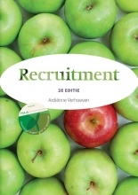 Ardienne  Verhoeven Recruitment, 2e editie met MyLab NL toegangscode