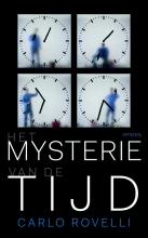 Carlo Rovelli Het mysterie van de tijd