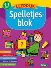 ZNU Spelletjesblok 6-8 jr