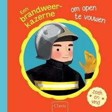 Lucie  Brunelliere Een brandweerkazerne om open te vouwen