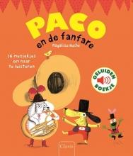 Magali Le Huche Paco en de fanfare (geluidenboek)