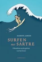 Aaron  James Surfen met Sartre