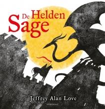 Jeffrey Alan  Love De Heldensage