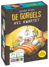 , De Gorgels AVI kwartet