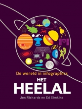 Jon  Richards, Ed  Simkins Het Heelal - De Wereld in Infographics