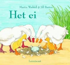 Martin  Waddell Het Ei