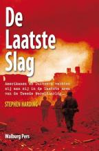 Stephen Harding , De laatste slag