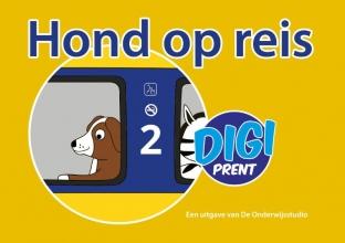 Ard  Huizinga Hond op reis