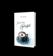 , Notitieboek `Iedere dag geliefd`