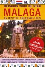 Pennekamp, Anne Reisgids voor de stad Malaga
