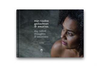 Iris Stomp , Mijn naakte gedachten en emoties logo