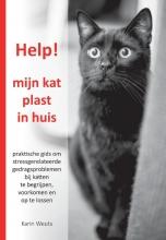 Karin  Weuts Help, mijn kat plast in huis