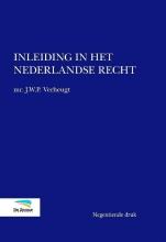 J.W.P.  Verheugt Inleiding in het Nederlandse recht