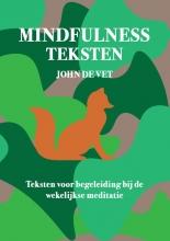 John de Vet , Mindfulness teksten