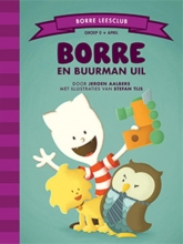 Jeroen Aalbers , Borre en buurman uil