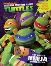 Het grote ninja turtleboek