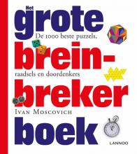 Ivan  Moscovich Het grote breinbreker boek - midprice