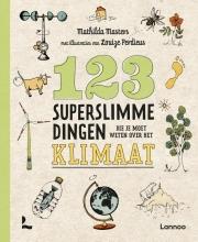 Mathilda Masters , 123 superslimme dingen die je moet weten over het klimaat