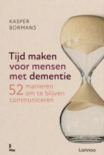 Kasper Bormans , Tijd maken voor mensen met dementie