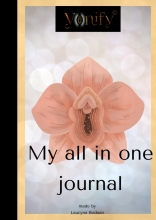 Laucyna Bodaan , My all in one journal
