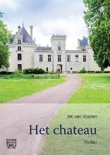 Vuuren, Jet van Het chateau - grote letter uitgave