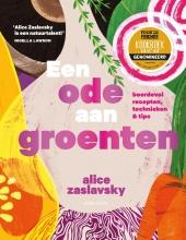Alice Zaslavsky , Een ode aan groenten