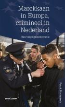 Frank  Bovenkerk Marokkaan in Europa, crimineel in Nederland