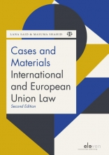 M.K. Shahid L. Said, Cases and Materials International and European Union Law