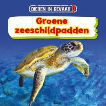 Nancy Dickmann , Groene zeeschildpadden
