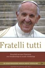 Paus Franciscus , Fratelli Tutti