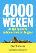 Oliver Burkeman , 4000 weken