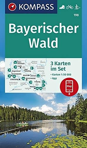 ,Bayerischer Wald 1:50 000