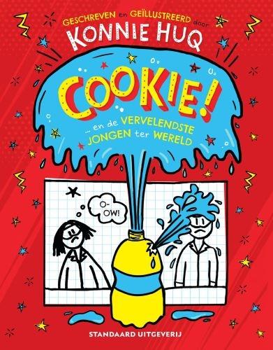 Konnie Huq,Cookie