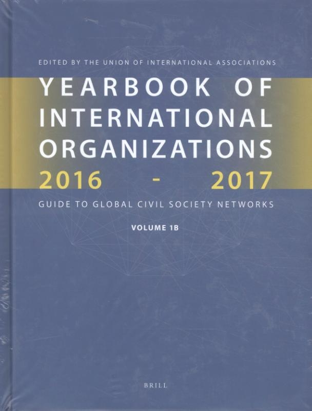 ,Yearbook of International Organizations 2016-2017